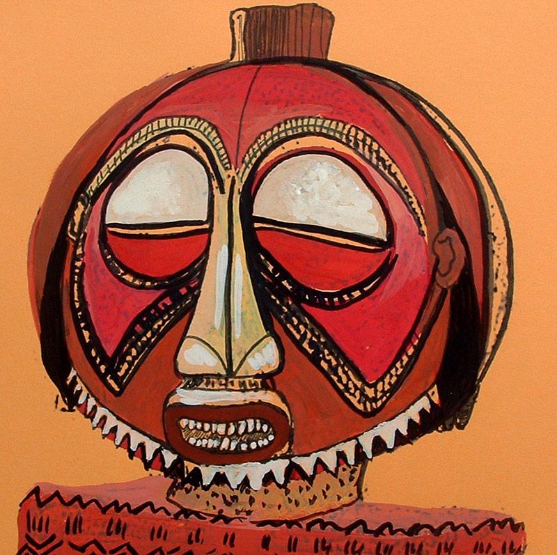 Ilustración de Buvu de Cristina Alejos
