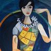 Acróbata de Marc Chagall, de Cristina Alejos