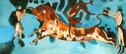 Arte en la isla de Creta, de  Cristina Alejos