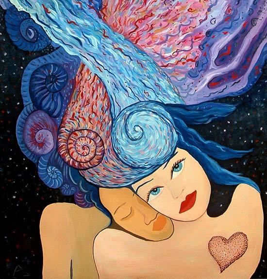 Pensando en el universo de Cristina Alejos
