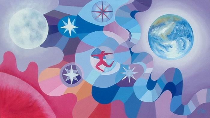 Viaje al Universo de Cristina Alejos