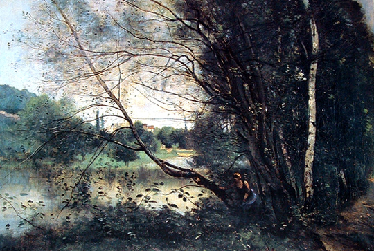 Paisaje de Camille Corot