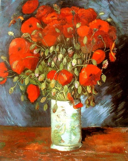 Amapolas de Van Gogh