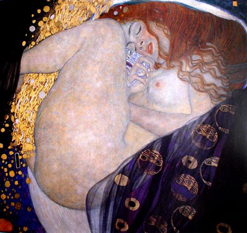 Danae de Klimt
