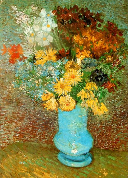Flores varias de Van Gogh