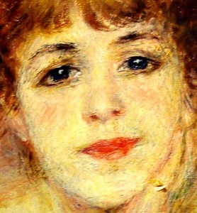 Jeanne Samary de Renoir