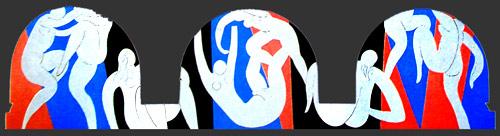 Serie de Danza de Matisse