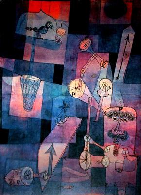 Perversitaten de Paul Klee