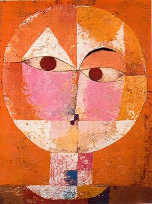 Senecio de Paul Klee