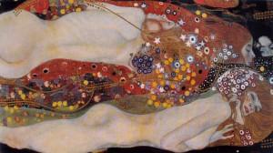 Serpientes de Klimt