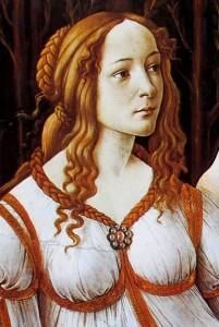 Venus y Marte de Botticelli