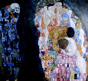 Vida y muerte de Klimt