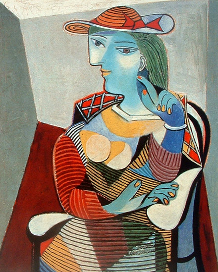 Mujer Picasso