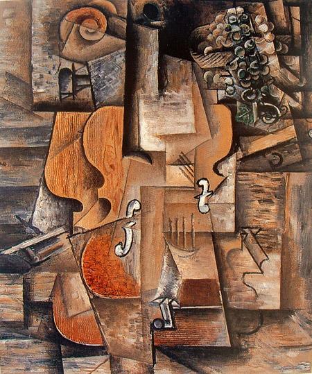 Cubismo Picasso