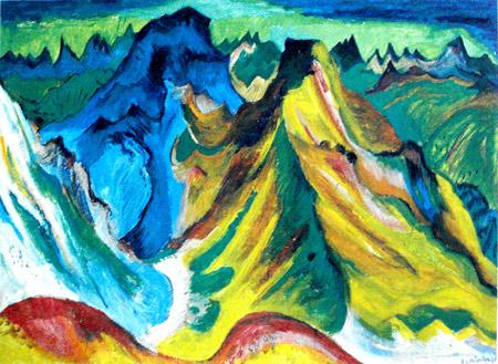 Davos Ernst Ludwig Kirchner