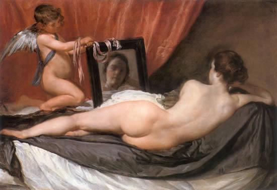 Venus del espejo de Velazquez