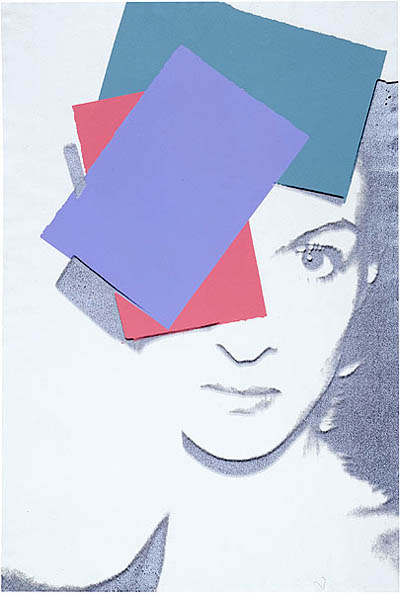 Warhol collage pop