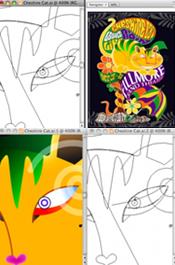 dibujo vectorial
