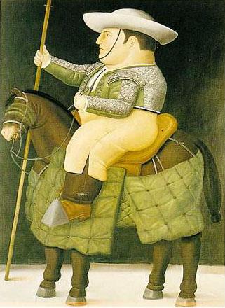 Fernando Botero, Picadores
