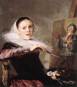 Judith Leyster-1609-1660
