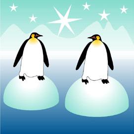 Pinguinos de Cristina Alejos