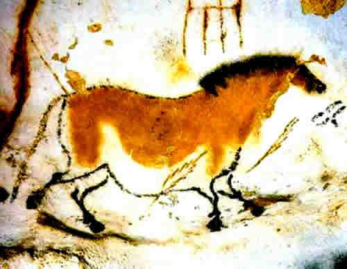 pintura-caballo-prehistoria