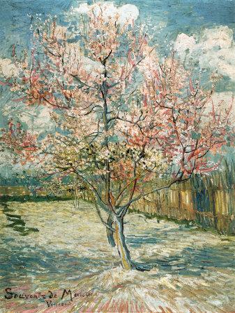 Almendro en flor de Van Gogh
