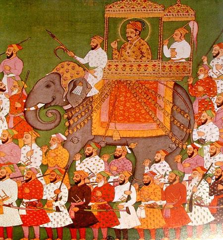 elefante arte hindu