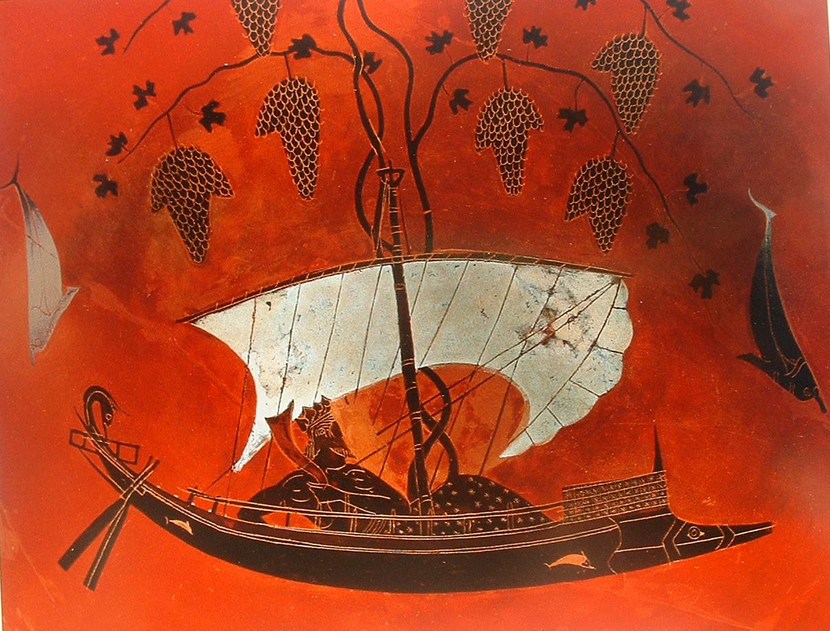 Barco-arte-romano
