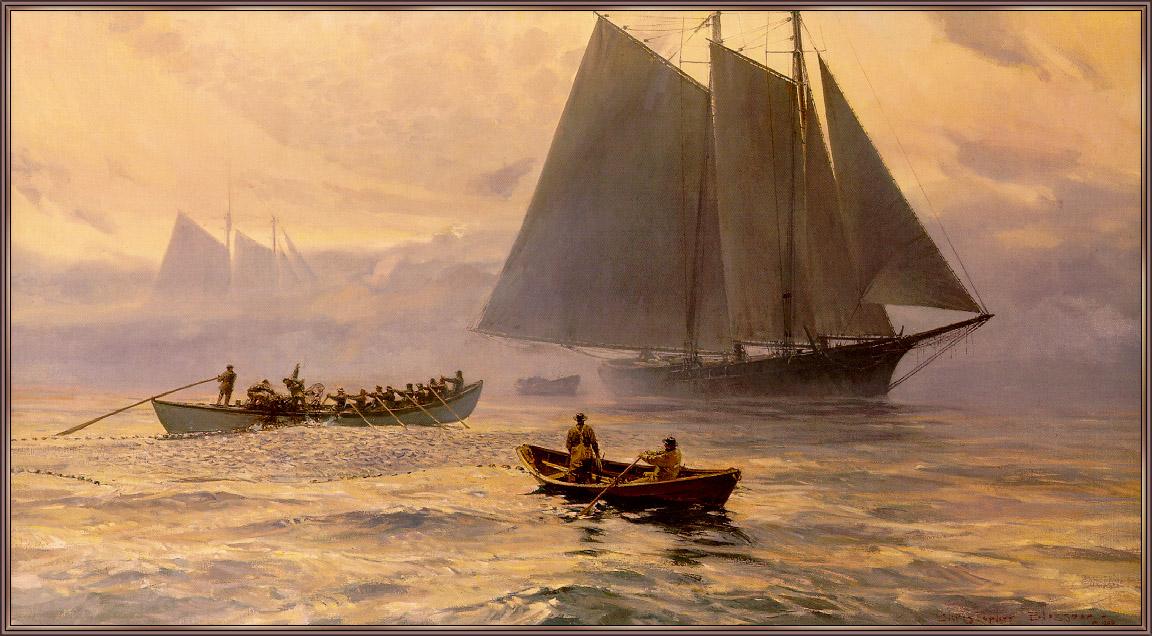 Barco de Christopher Blossom
