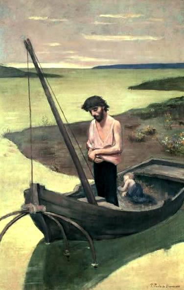 Pubis de Chavannes, el pescador