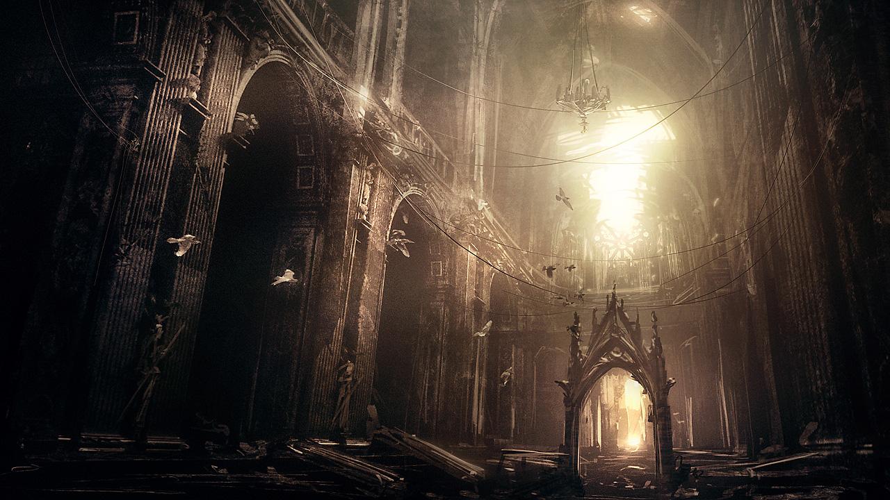 Imagenes Gothicas que mas me Gustan...