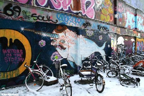 Grafiti | Pintura y Artistas