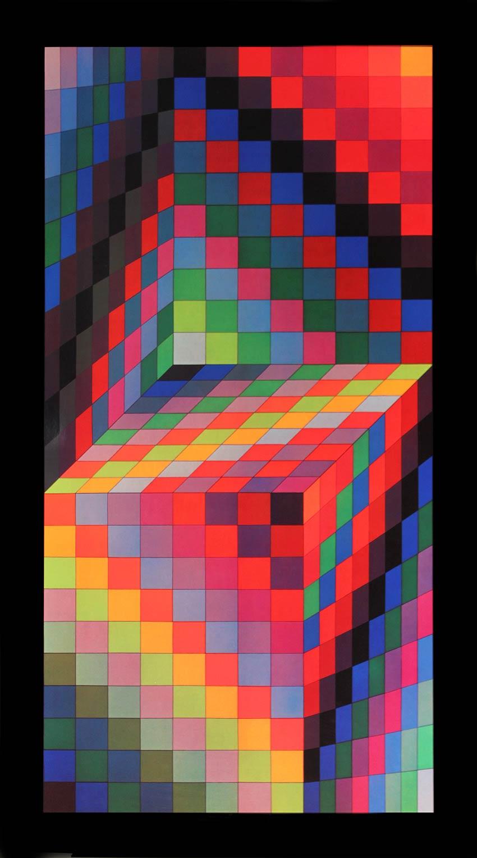 Vasarely-axo
