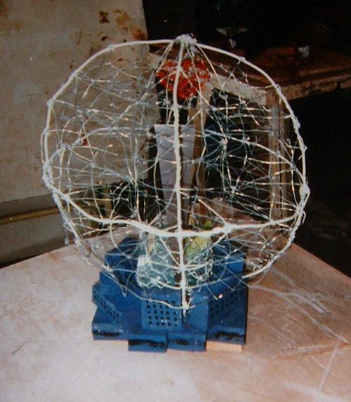 Escultura de alambre
