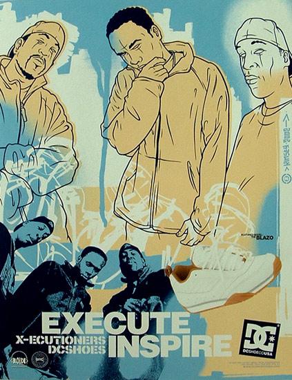 Execute inspire- hip hop