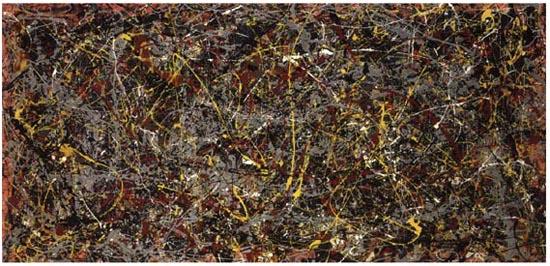 Jackson Pollock - Number 5 - 1948