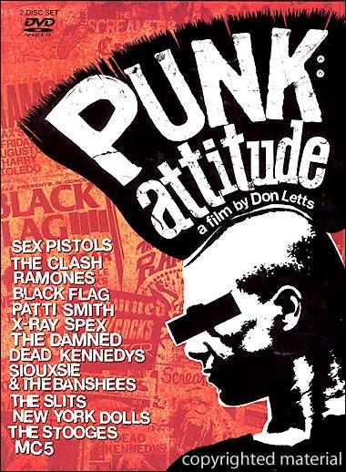 Actitud punk