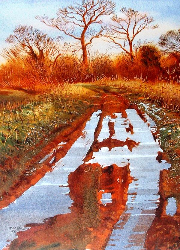 camino-mojado-acuarela