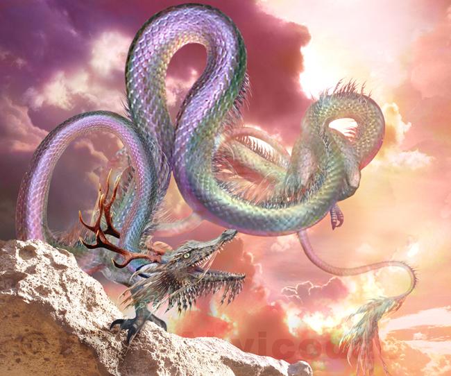Dragón de Ahyicodae