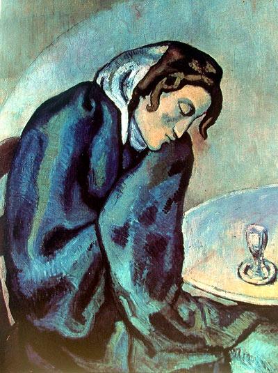 Picasso - frío invierno