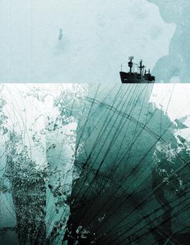 Richard May - ilustración Barco
