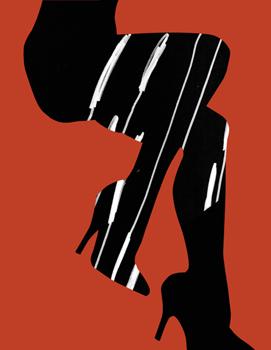 Richard May - ilustración piernas