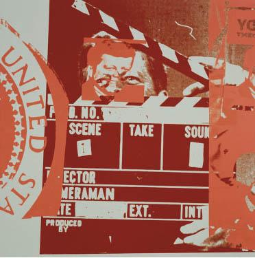 Warhol - Asesinato Kenedi - JFK-Assassination