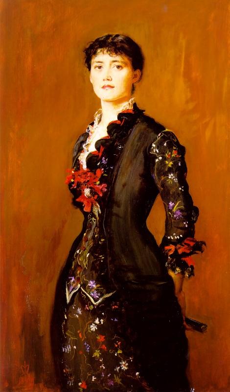 Clarissa, de Millais