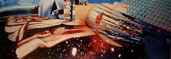 James Rosenquist - Star Thief