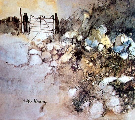 Watercolor by John Blockley