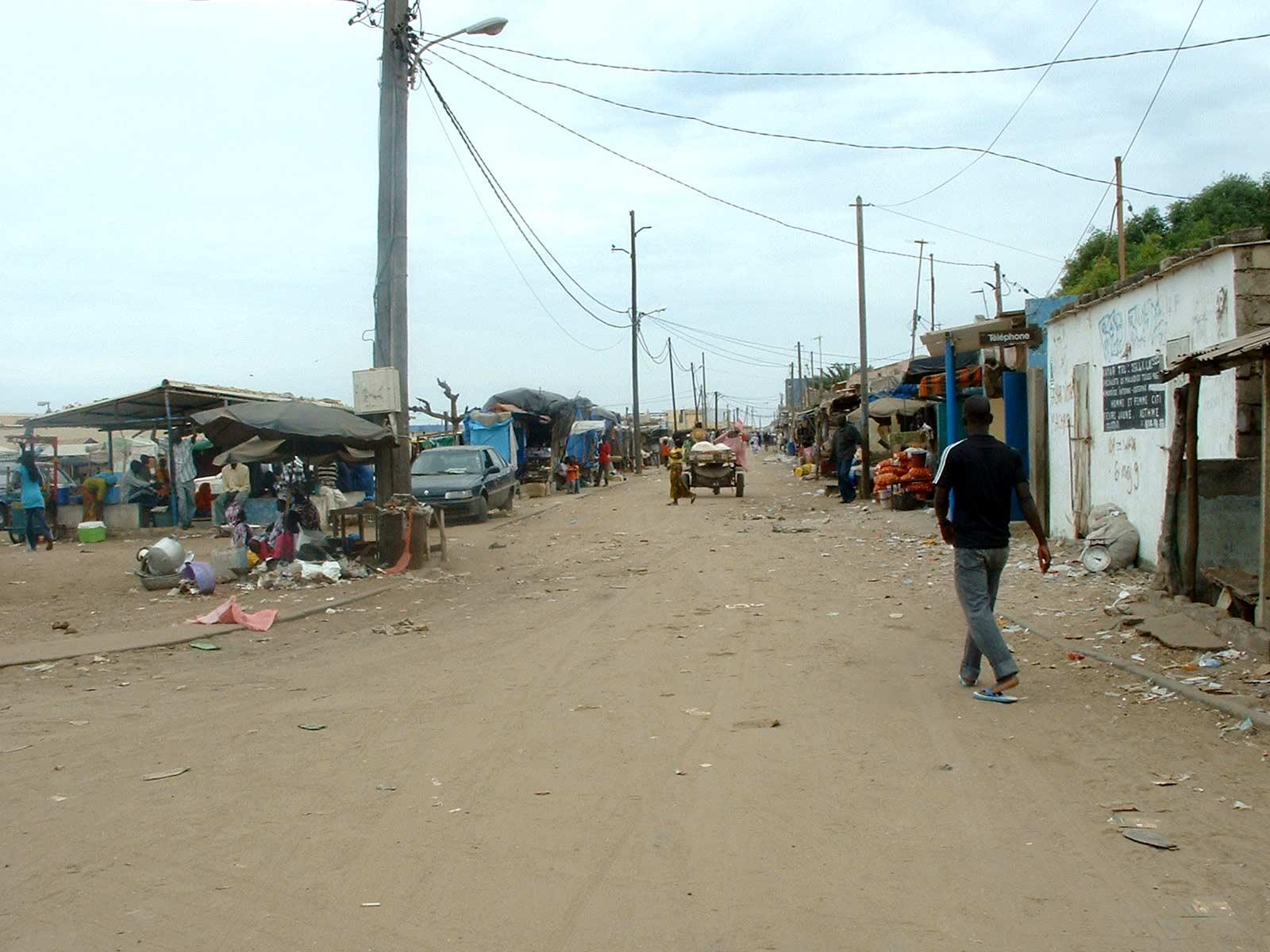 Fotografía pobreza Africa