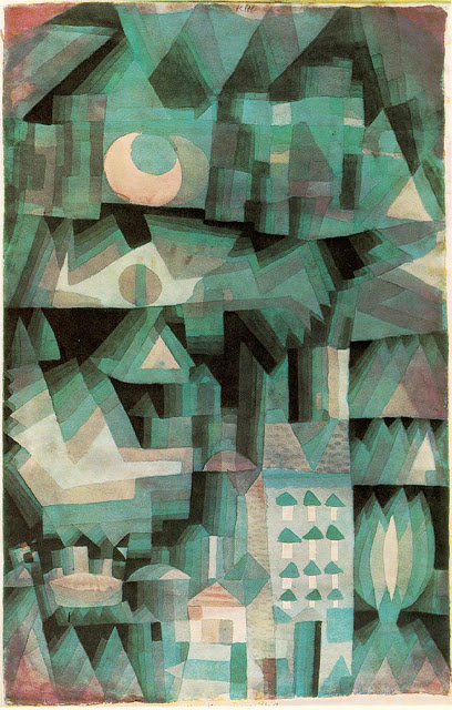 Paul Klee - Dream city