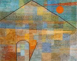 Metrópolis creadas por Paul Klee